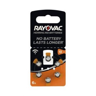 Baterii Rayovac 13
