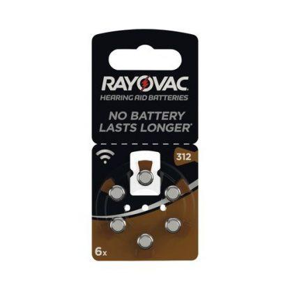 Baterii Rayovac 312