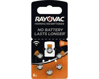 Baterii auditive Rayovac 13